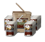 Wise 120 Serving Grab and Go Gourmet Breakfast Kit
