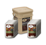 Wise 60 Serving Grab and Go Gourmet Entree Kit