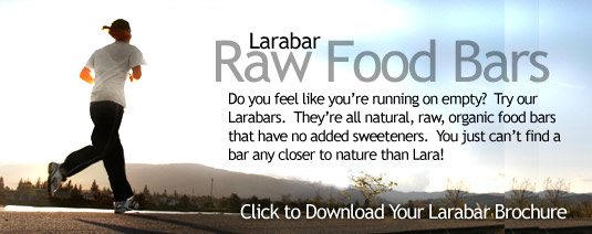 Larabar Raw Food Bars