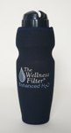 Wellness Large H2O Bottle with Vertical Filtration