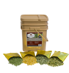 Wise 480 Serving Freeze Dried Vegetable Kit